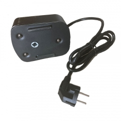 BBQ Gas Grill Rotisserie Electric Motor, UK 3 Pins Plug, Replace BBQ(barbecue) motor AC 220V - 240V, Black