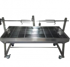 High Quality Spit Rotisserie Commercial Toaster Oven Electric Bbq Grill Grate Motor 60KG / 27LBS
