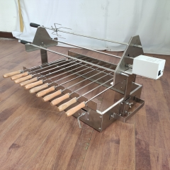 Modern Rotisserie Spit Outdoor Camping Cyprus Grill Spare Parts